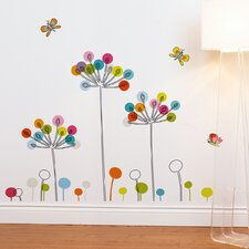 Mia and Co Buttercups Wall Decal