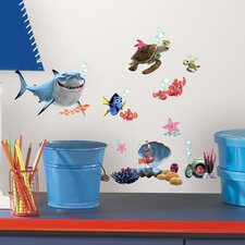 Peel and Stick Finding Nemo Wall Decal