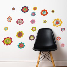 Mia and Co Rivadavia Wall Decal