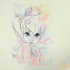 """Disney Fairies """"I Believe in Fairies"""" Wall Decal"""