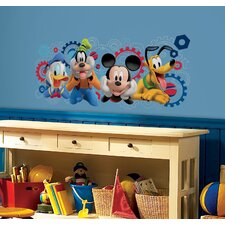 Mickey and Friends Mickey Mouse Clubhouse Capers Giant Wall Decal