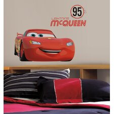 Cars Lightning McQueen Number 95 Giant Wall Decal