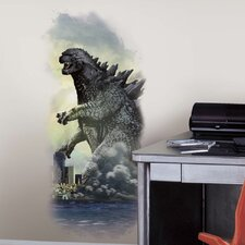 Godzilla City Wall Graphix Wall Mural