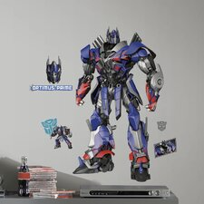 Transformers Age of Extinction Optimus Prime Giant Wall Decal