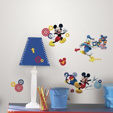 Mickey and Friends Clubhouse Capers Wall Decal