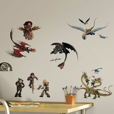 How to Train Your Dragon 2 Wall Decal