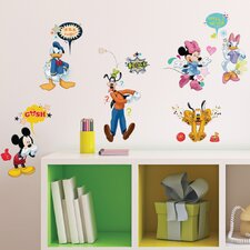 Mickey and Friends Animated Fun Wall Decal