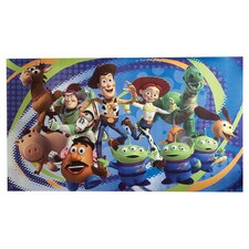 "Extra Large Murals Toy Story 3 10.5' x 72"" Panel Wallpaper"