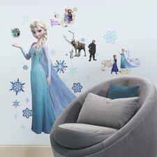 Frozen Wall Decal
