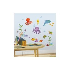 Studio Designs Adventures Under The Sea Wall Decal