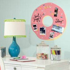 Doughnut with Sprinkles Giant Wall Decal