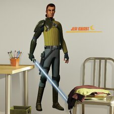 Internet Only Star Wars Rebels Kanan Wall Decal