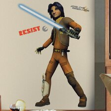 Internet Only Star Wars Rebels Ezra Wall Decal