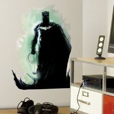 Batman Figure Peel and Stick Giant Wall Decals