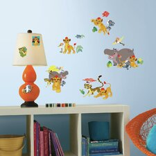 Lion Guard Peel and Stick Wall Decal