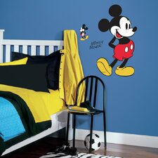 Disney Mickey Mouse Peel and Stick Giant Wall Decal