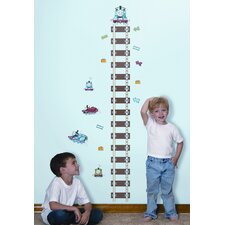 Favorite Characters Thomas & Friends Growth Chart Wall Decal