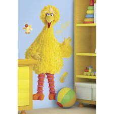 Sesame Street Licensed Designs Big Bird Giant Wall Decal