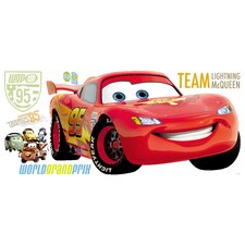 Disney Pixar Cars Giant Wall Decal
