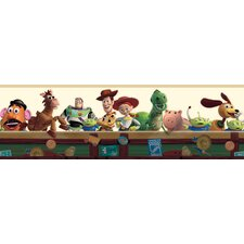 "Toy Story 15' x 9"" Border Wallpaper"