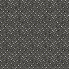 "Room Mates Deco Cars Garage Metal 9' x 1.5"" Abstract Wallpaper"