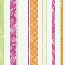 """30.75' x 20.5"""" Stripes Wallpaper"""
