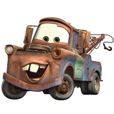 Popular Characters Cars Mater Giant Wall Decal