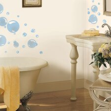 Studio Designs Bubbles Wall Decal