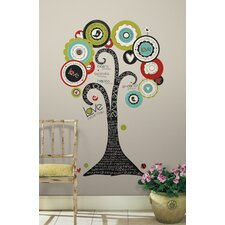 Peel and Stick Giant 32 Piece Tree of Hope Wall Decal