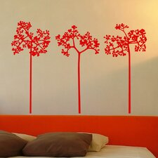 Mia and Co Flair Wall Decal