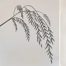 Mia and Co Slender Willow Wall Decal