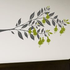 Mia and Co Fushia Wall Decal