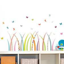 Mia and Co Meadow Wall Decal