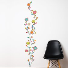 Mia and Co Nature Dance Wall Decal