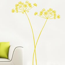 Mia and Co 5 Piece Wall Decal