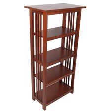 Craftsman Accent Shelves Bookcase