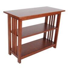 "Craftsman 24"" Accent Shelves Bookcase"