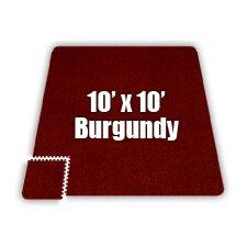 SoftCarpets Set in Burgundy