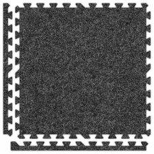 SoftCarpets Set in Dark Grey