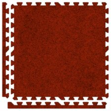 SoftCarpets Set in Red