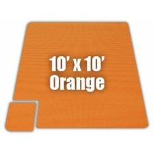 Premium SoftFloors Set in Orange