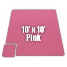 Premium SoftFloors Set in Pink