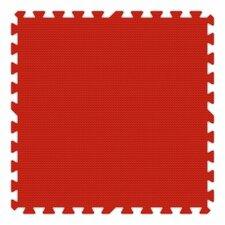 Premium SoftFloors Set in Red