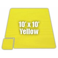 Premium SoftFloors Set in Yellow