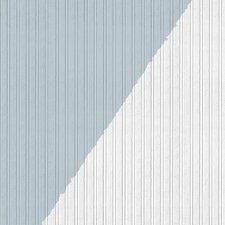 "Texture Bead Board 33' x 20.5"" Prepasted Paintable Roll Wallpaper"