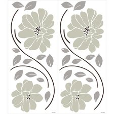 Daisy Chain Wall Decal