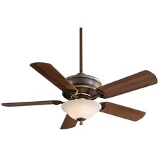 """52"""" Bolo 5 Blade Ceiling Fan with Remote"""