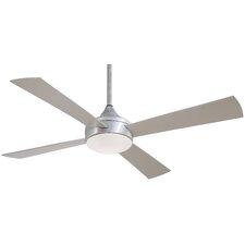 """52"""" Aluma Wet 4 Blade Ceiling Fan"""