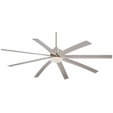 "84"" Slipstream 8 Blade Ceiling Fan"