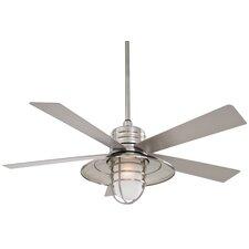"54"" Rainman 5 Blade Ceiling Fan"